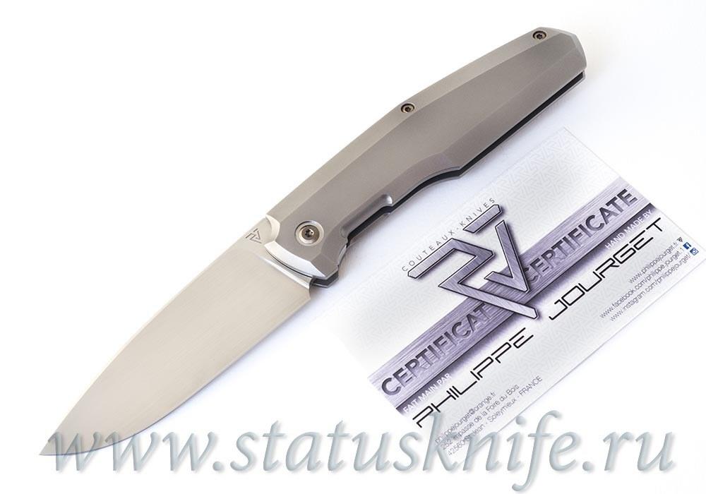 Нож Philippe Jourget FIF20 Ti Full Custom