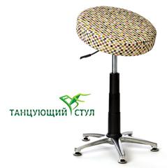 офисный Танцующий компьютерный стул высокий  для высоких людей без спинки взрослый Стул Для дома