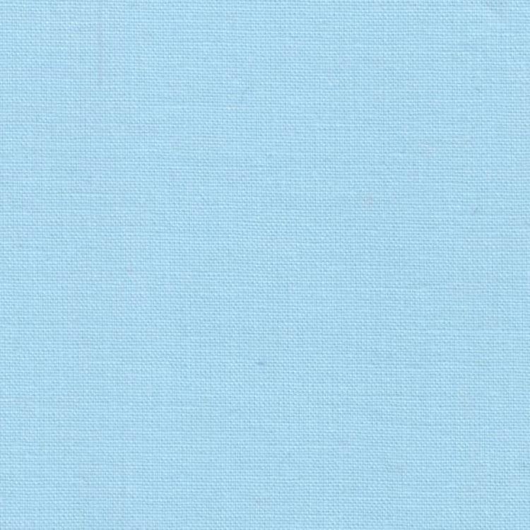 Простыня на резинке 180x200 Сaleffi Raso Tinta Unito с бордюром сатин небесно-голубая