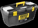Ящик пластиковый с органайзерами, STAYER 38105-21