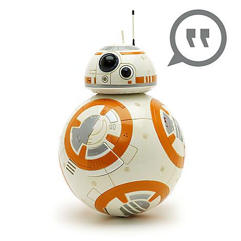 Star Wars: The Force Awakens BB-8 Talking Figure