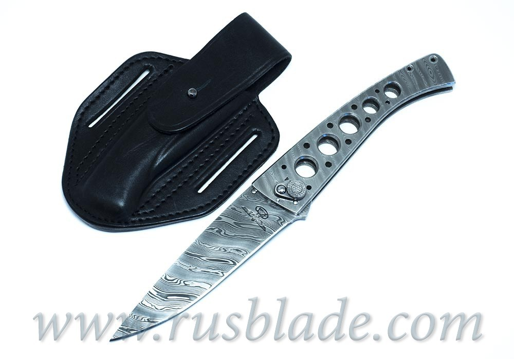 Custom Urakov Сomandante Folding knife