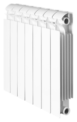 Радиатор биметаллический Global Style Plus 350 4 секции
