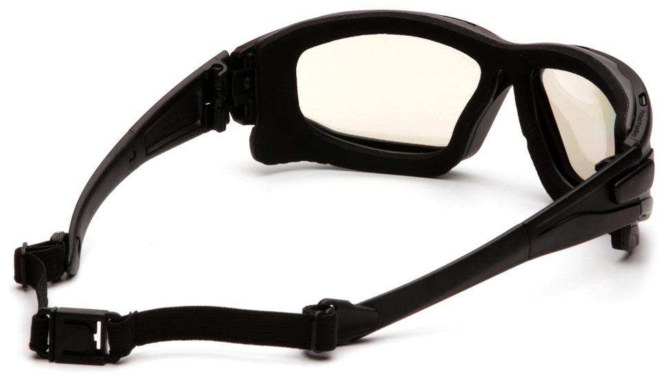 Очки баллистические тактические Pyramex I-Force SB7080SDT Anti-fog зеркально-серые 50%