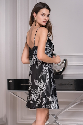Сорочка женская шелковая MIA-Amore  MIRIAM МИРИАМ 3480