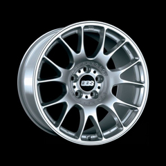Диск колесный BBS CH 8.5x17 5x120 ET15 CB82.0 brilliant silver