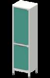 Шкаф лабораторный ШКа-1 АйЛаб Organizer  (вариант 1)