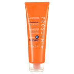 Маска увлажнение и мягкость для окрашенных волос и волос после химического выпрямления Proscenia M-treatment