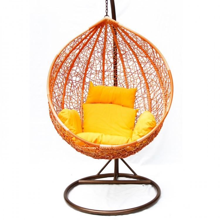 Подвесные кресла Подвесное кресло KM-0001 (Orange) KM-0001.jpg