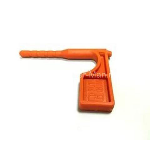 Флажок безопасности Pufgun, оранжевый