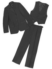 A234 костюм для мальчиков серый