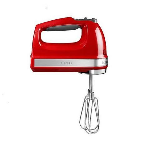 Миксер KitchenAid 5KHM9212EER КРАСНЫЙ