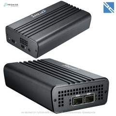 Контроллер Promise Technology SANLink2 8 Gb/s FC and Thunderbolt 2