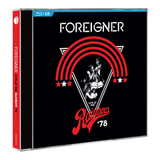 Foreigner / Live At The Rainbow '78 (CD+Blu-ray)