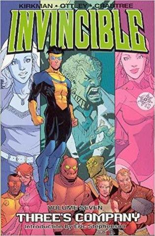 Invincible vol 7