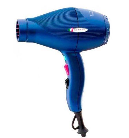 Фен для волос Gamma Piu E-T-C Light 2100 Вт синий