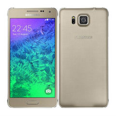 Samsung Galaxy Alpha SM-G850F 32gb Золотой - Gold