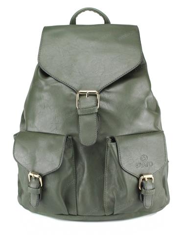 Рюкзак женский PYATO 1982 Зеленый