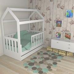 Кровать Домик ДСП