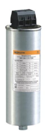 Конденсатор КПС-440-12.5 3У3 TDM