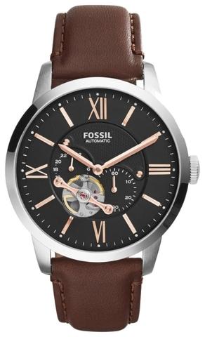 Купить Наручные часы скелетоны Fossil ME3061 по доступной цене