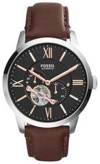 Наручные часы скелетоны Fossil ME3061