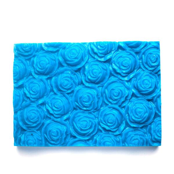 Форма для мыла Розы под нарезку