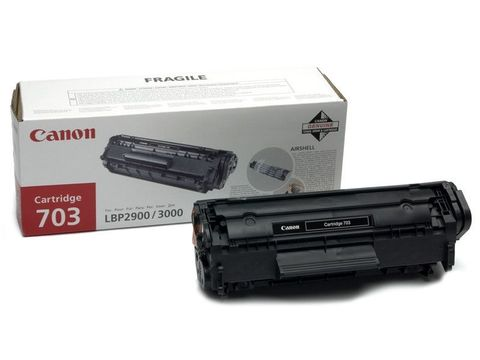 Картридж Canon C-703 для принтера Canon LBP-2900/LBP-3000