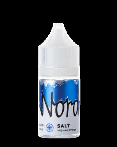 Nord Salt 30 мл Черные Ягоды
