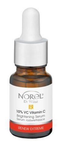 *Осветляющая мас-я 10% сывротка витамина С в форме VC (NOREL/RENEW EXTREME/10мл/PA 255)