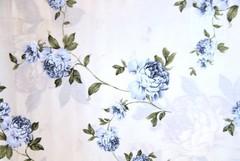 Ткань для штор Mediterraneo Petalos (Медитерранео Петалос) C 02 Azul