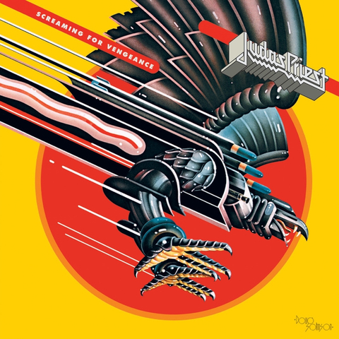 Judas Priest / Screaming For Vengeance (LP)