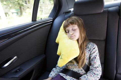Подушка на ремень безопасности Молния
