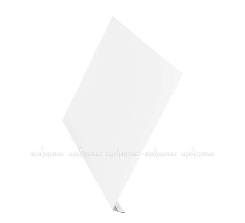 L - профиль Аквасистем оцинкованный с полимерным покрытием PURAL 2 м