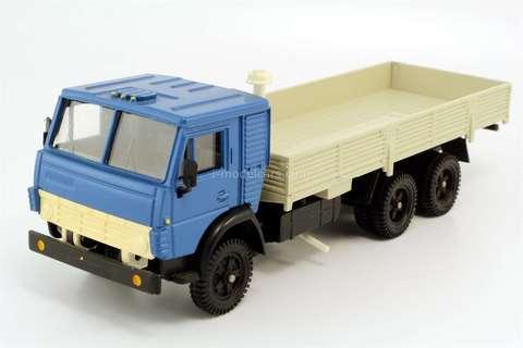 KAMAZ-53212 blue-gray Elecon Made in USSR 1:43