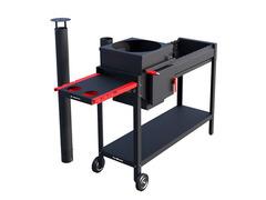 Печь-мангал Grillver Iscander Comfort