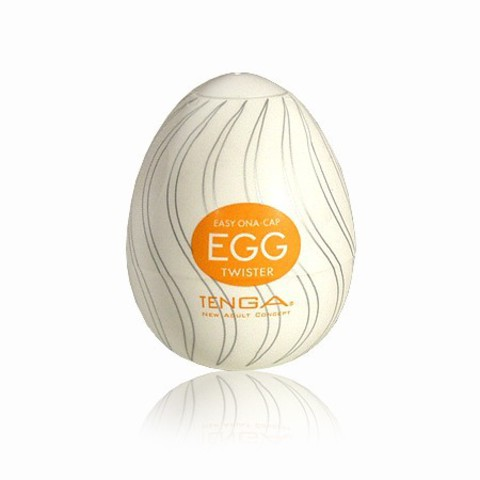 Яйцо мастурбатор Tenga Egg Twister