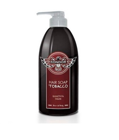Шампунь Табак, Kondor Hair&Body,750 мл