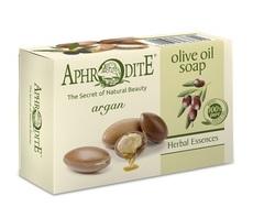 Мыло оливковое с арганой Aphrodite 100 гр