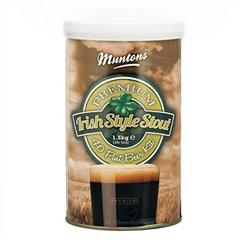 Солодовый экстракт Muntons Premium Irish Stout ...