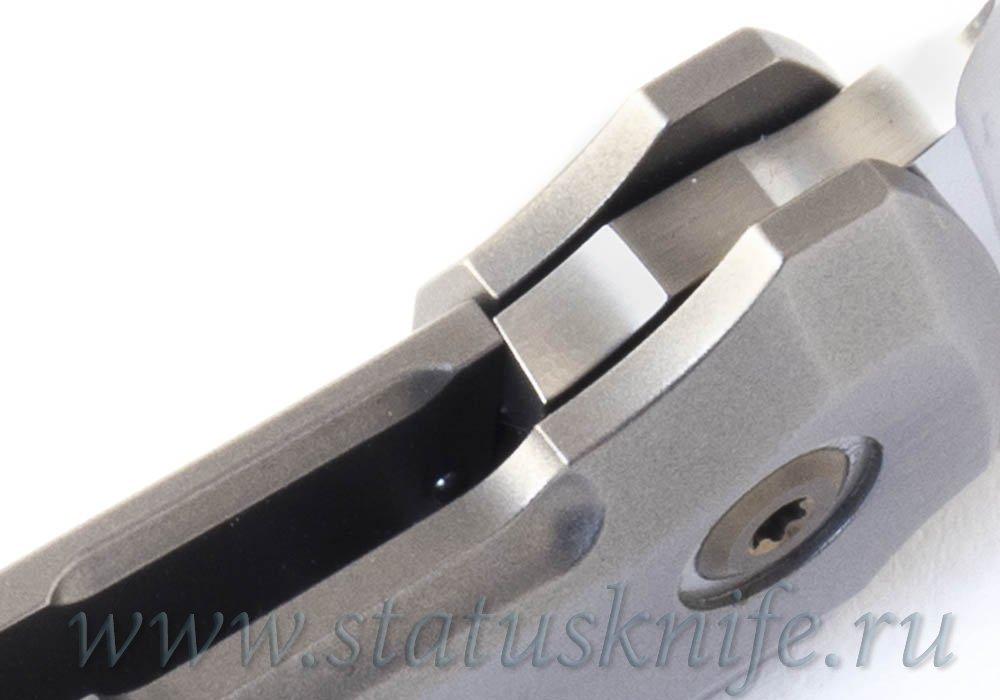 Нож Philippe Jourget FIF20 Ti Full Custom - фотография