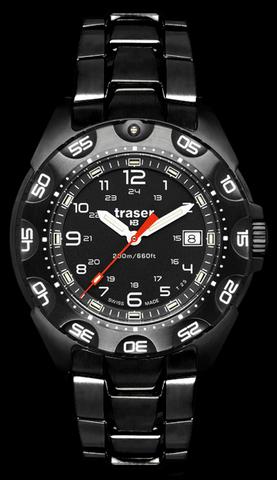 Купить Наручные часы Traser Tornado Pro 105477 (сталь) по доступной цене