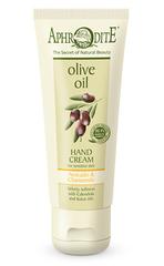 Бархатно-мягкий крем для рук с авокадо и ромашкой, Aphrodite