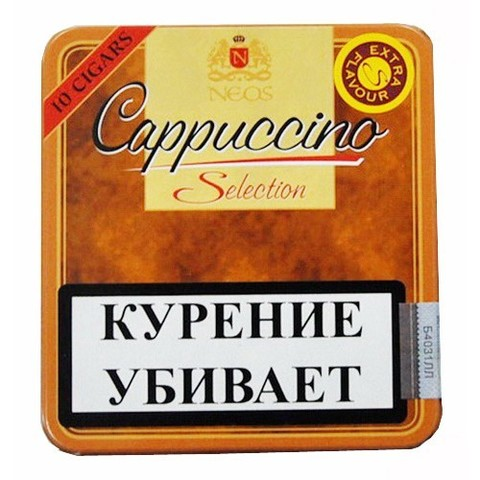 Сигариллы Neos Cappuccino Selection 10 шт