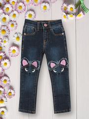 OP711Б джинсы детские, для девочек