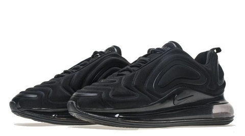 Nike Air Max 720 (Triple Black) (003)
