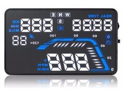 Проектор на лобовое стекло GPS Q7