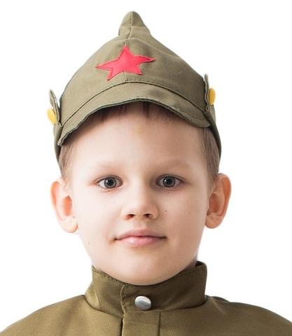 Военная форма Буденовка