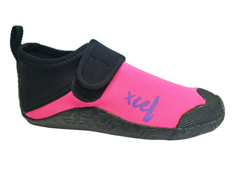 Рифовые детские ботинки XCEL Youth Round Toe Reef Walker 1mm