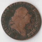 K7355, 1797, Польша Пруссия, 3 гроша